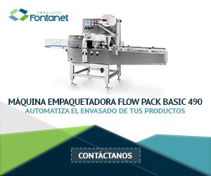 Flow pack basic 490